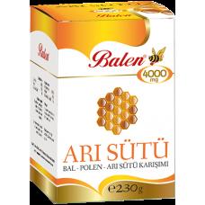 BALEN ARI SÜTÜ BAL POLEN 4000 MG