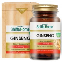 SHİFFA HOME - AKSU VİTAL GİNSENG TABLET 500MG & 120TABLET