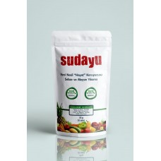 SUDAYU Antibakteriyel Meyve Sebze Yıkama Temizleme Maddesi 10'lu Paket